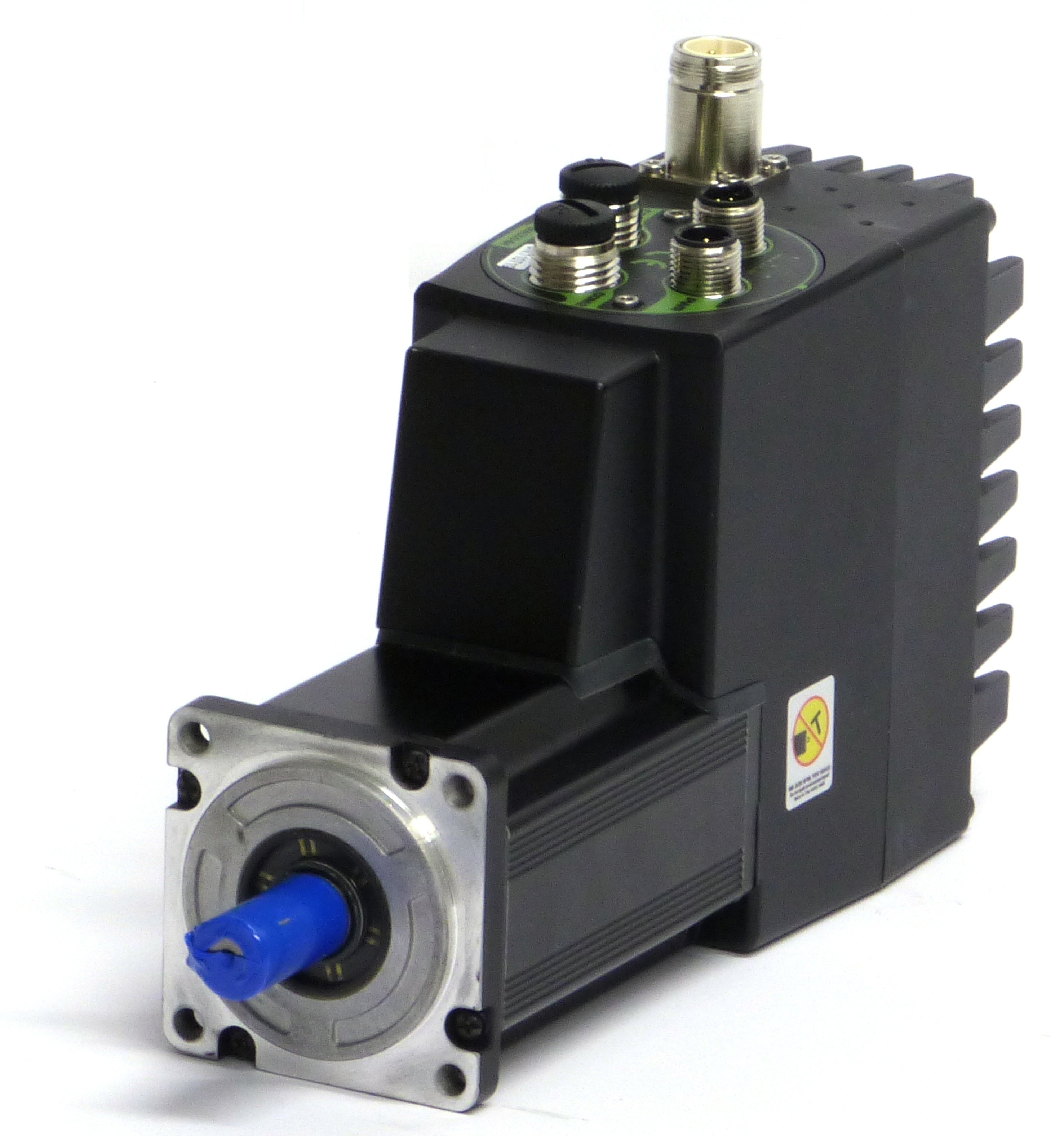 Integrated servo motor 12 48 vdc 400w is available from jvl for Jvl integrated servo motor