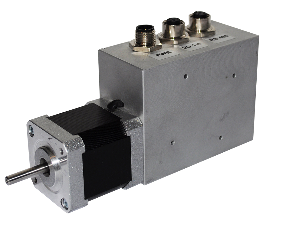 Jvl introducing the quickstep integrated motor types for Stepper motor integrated controller