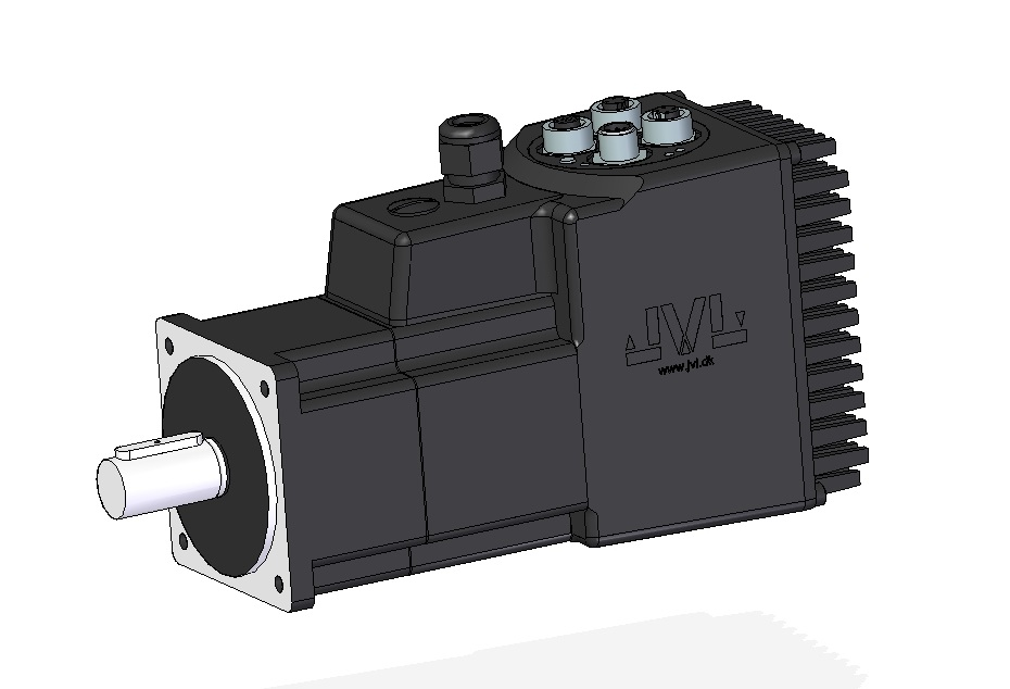 CAD Files Servo Motors