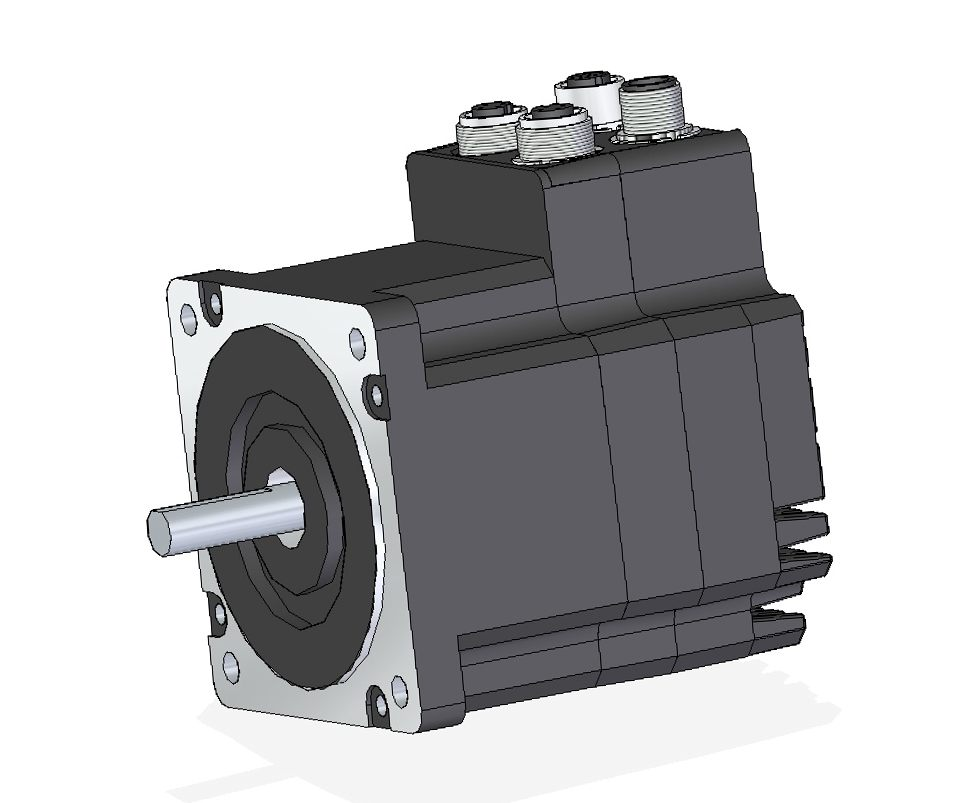 CAD Files Stepper Motors