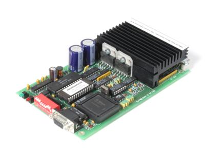 Stepper Motor Controller Smc20 From Jvl Industri Elektronik