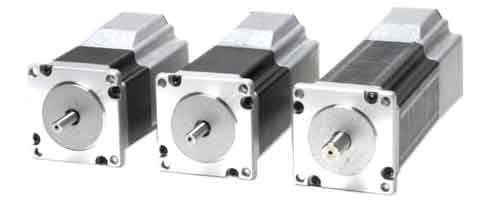 New QuickStep motor with absolute encoder