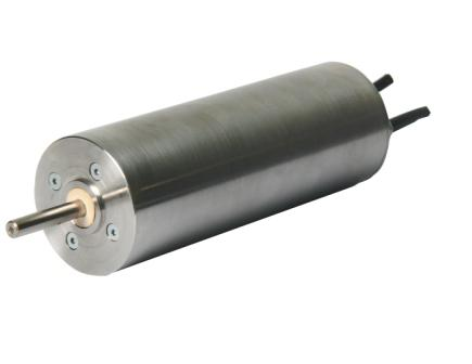 Integrated servo motors in stainless steel for Jvl integrated servo motor