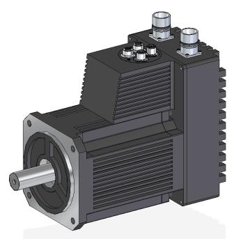 The MAC integrated ultra compact smartmotor unit is unique
