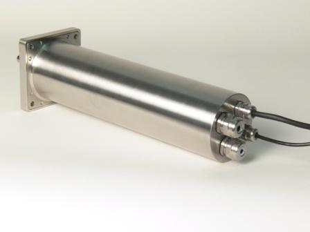 It's now possible to have a MAC141 in a stainless steel housing and in a IP67 version.