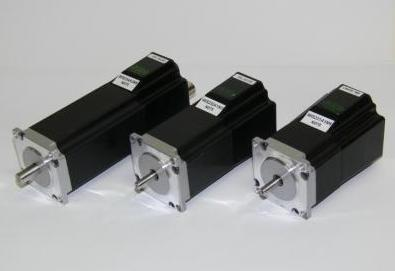 The QuickStep series of Stepping motors with integrated electronics represents a major step forward