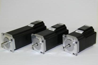 JVL QuickStep Integrated Stepping Motors