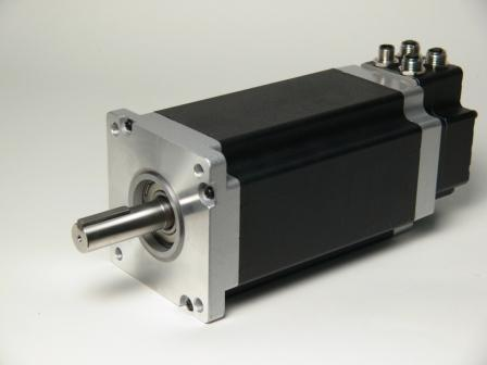 Quickstep by JVL is the world´s most compact stepper motors with the higest microstepping resolution