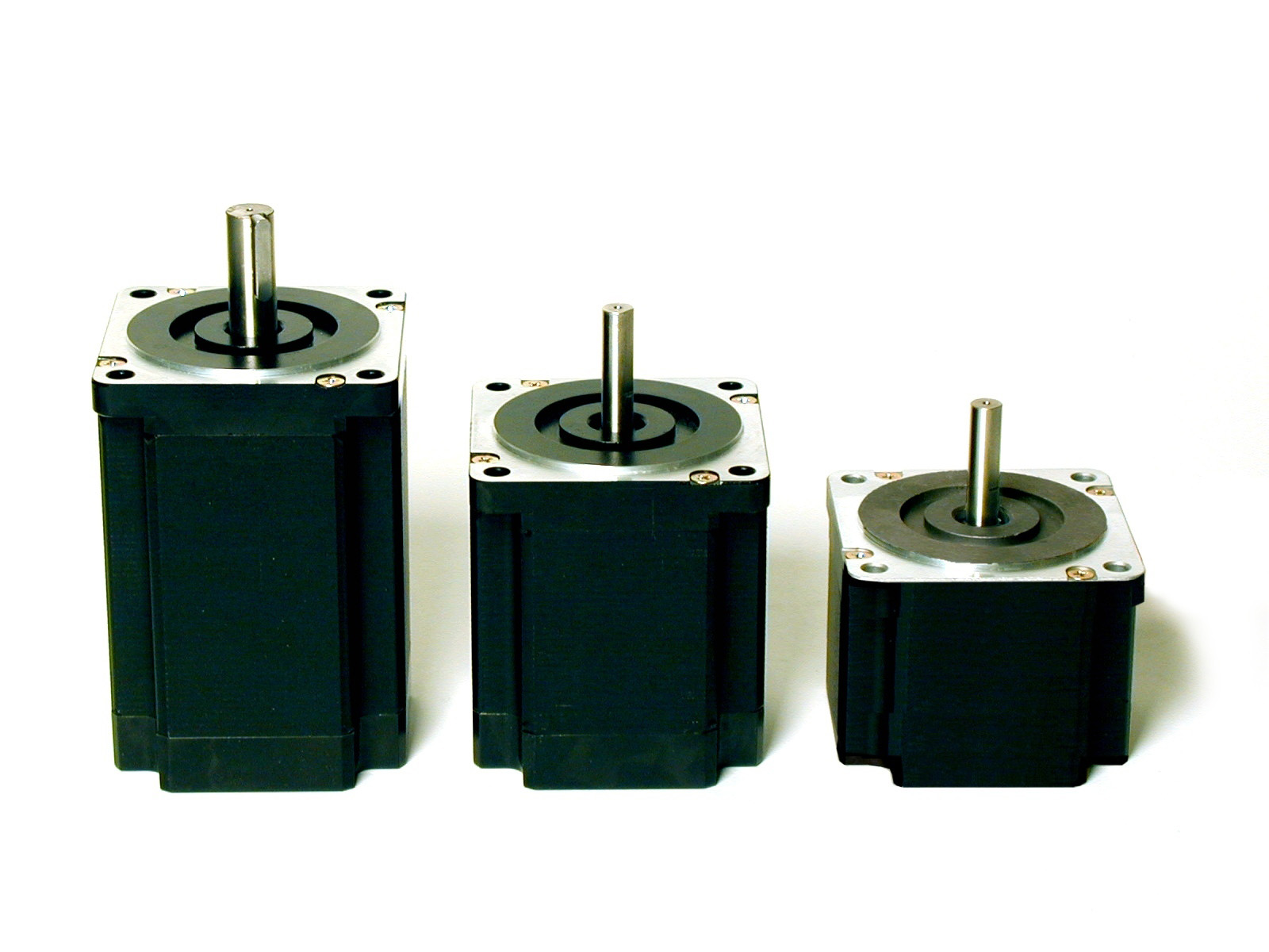 High Torque Stepper Motors range from 0 01 to 50Nm by JVL