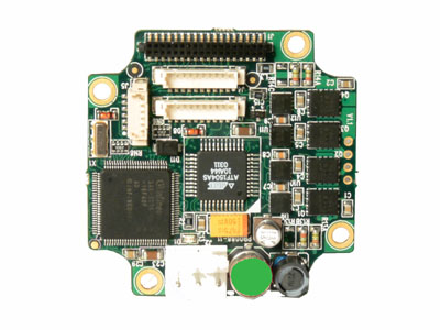 JVL deliver sophisticated and ingenious electronic design of integrated stepper motors