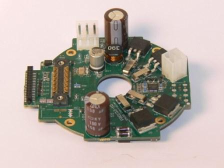 Schrittmotor-Controller SMC85 von JVL industri Elektronik