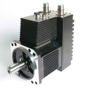 The MAC motor is a unique cost saving integrated servo motor