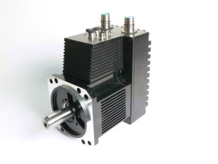 Different motor sizes for MAC1500-3000 integrated servo motors