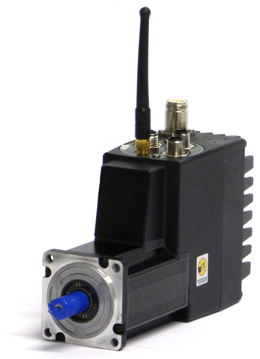 Jvl at sps ipc drives 2013 integrated servo and stepper for Jvl integrated servo motor