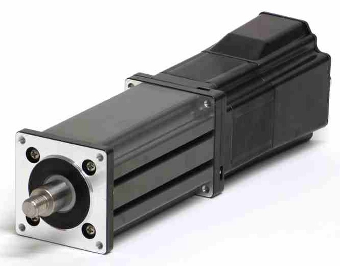 Stepper motors linear actuators by jvl industri elektronik Servo motor linear actuator