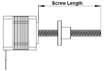 integrated Stepper Motor - generate a part number. on