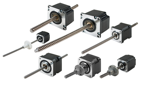 Stepper Motors Linear Actuator from market leader JVL