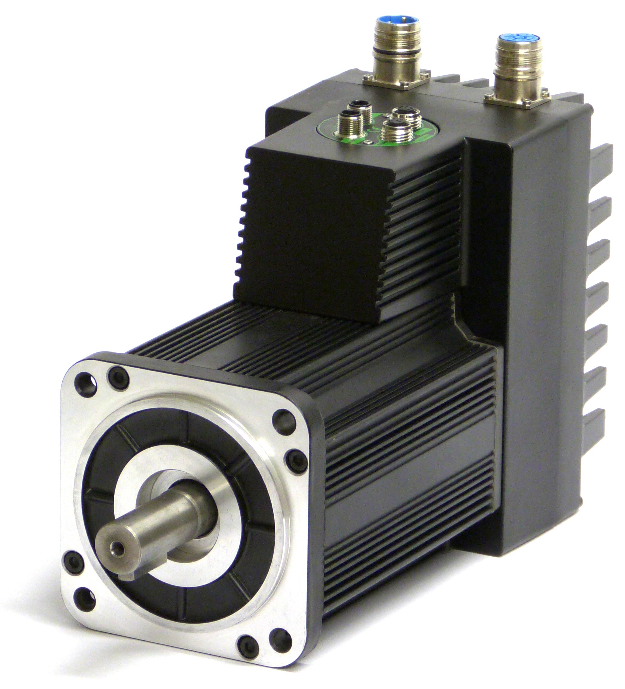 High Torque Stepper Motors with Drivers and Controllers