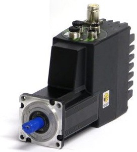 The MAC integrated ac servo motor is unique in any way!