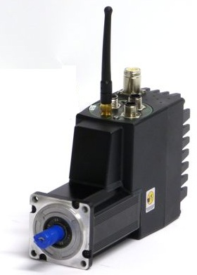We offer highly innovative solutions in integrated servo motors.