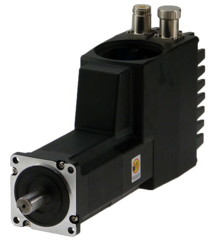 Brushless servo motor from JVL MAC series