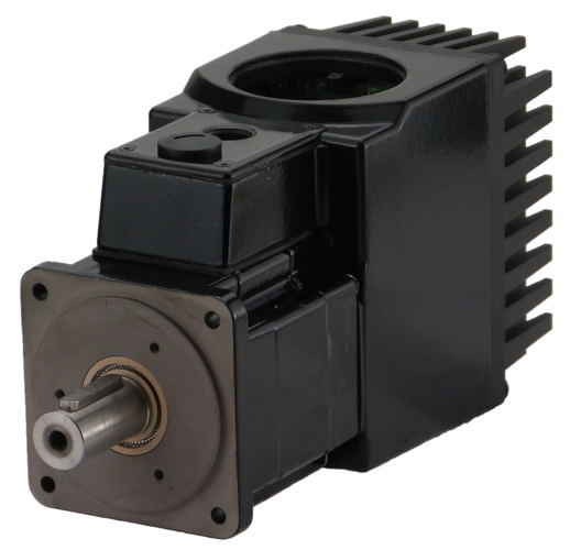 The MAC motor is the complete solution with all necessary components in one unit