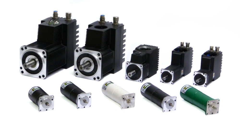 Wide range of integrated servomotors from JVL-Denmark