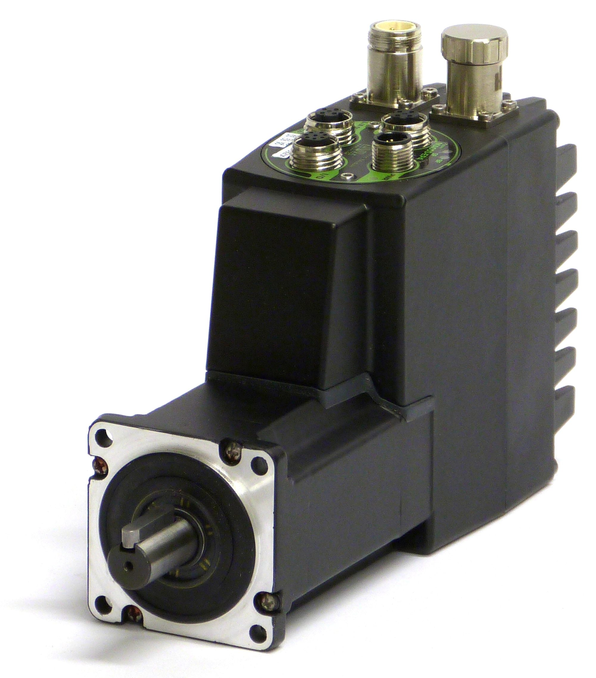 integrated servo motor mac400 series from jvl industri