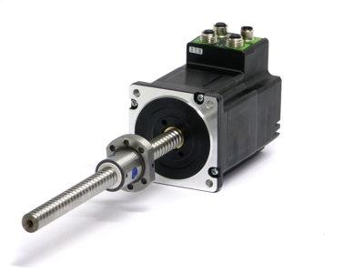 Latest news jvl sps messe 2015 for Stepper motor integrated controller