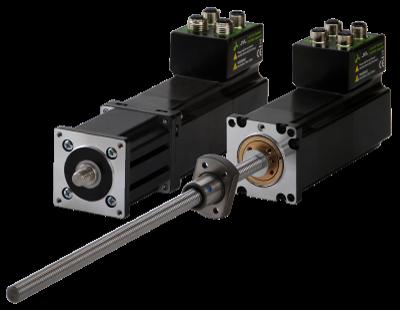 MIL23 ServoStep motors