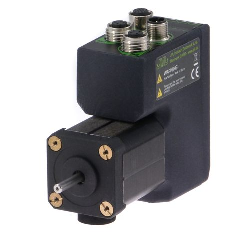 The QuickStep series of Stepping motors with integrated electronics represents a major step forward.