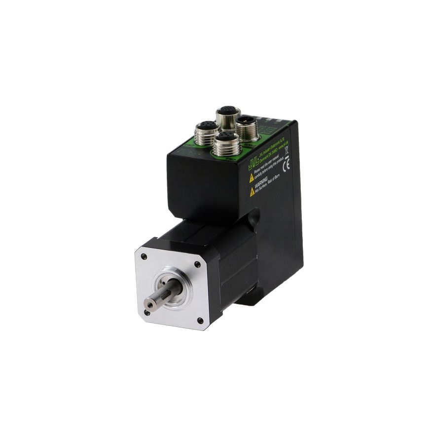 Mis Series Of Integrated Stepper Motor By Jvl Industri