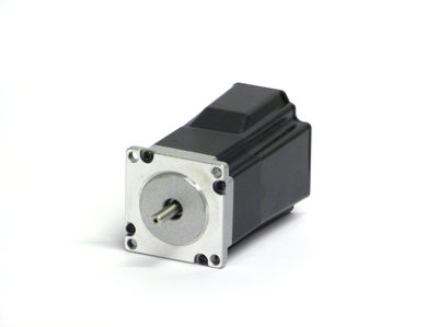MIS Motor or Quickstep Integrated Stepper Motor from JVL is unique