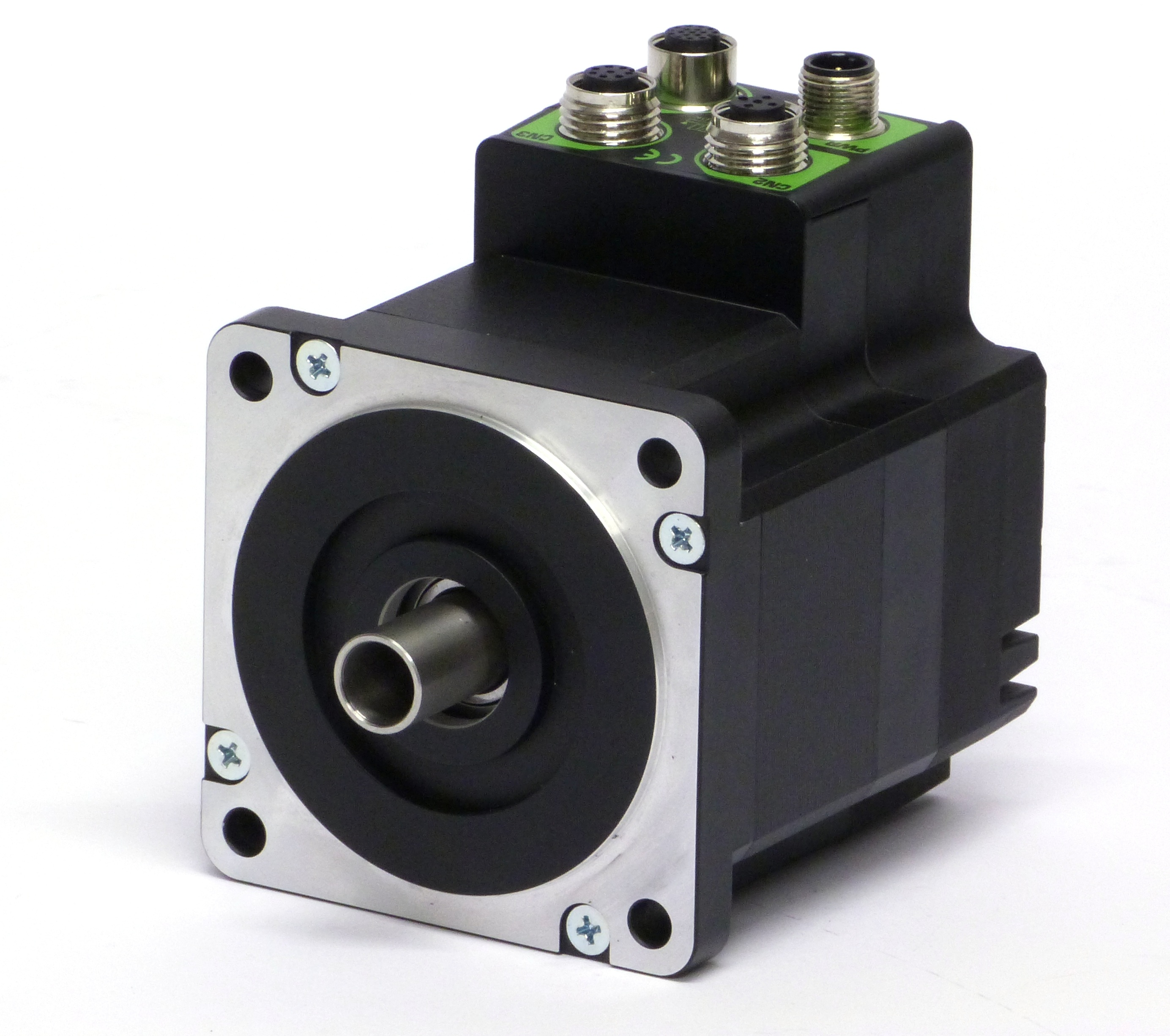 Integrated stepper motor MIS340