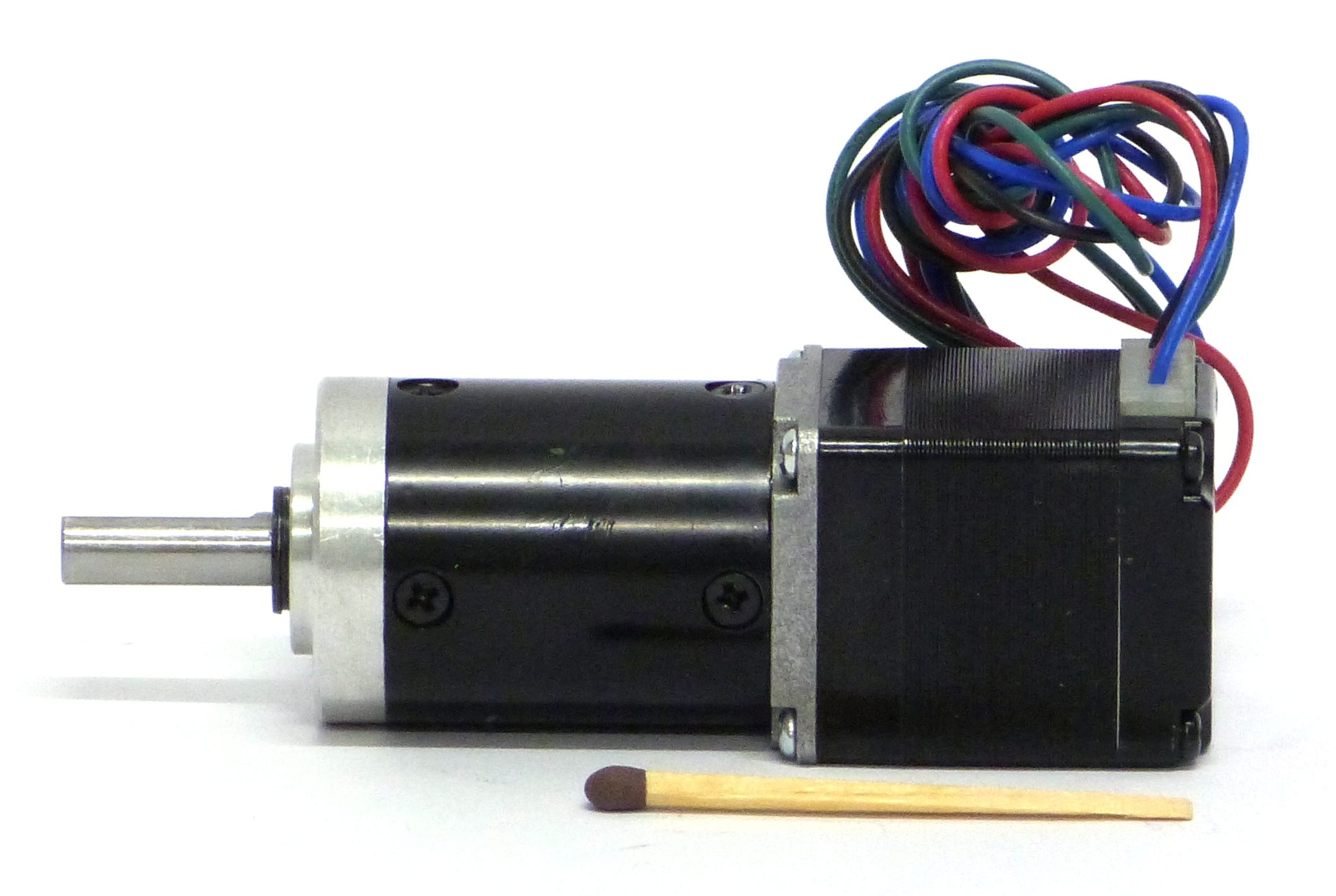 Mini step motors by JVL can fit in everywhere in the production