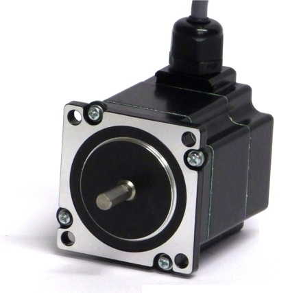 IP65 and IP67 stepper motor MSW23x.