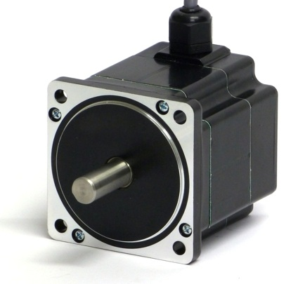 Stepper Motors with IP65 or IP67 Protection
