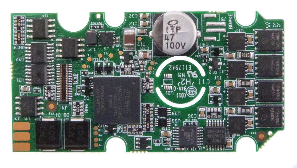 Stepper Motor Controller SMC85 PCB version