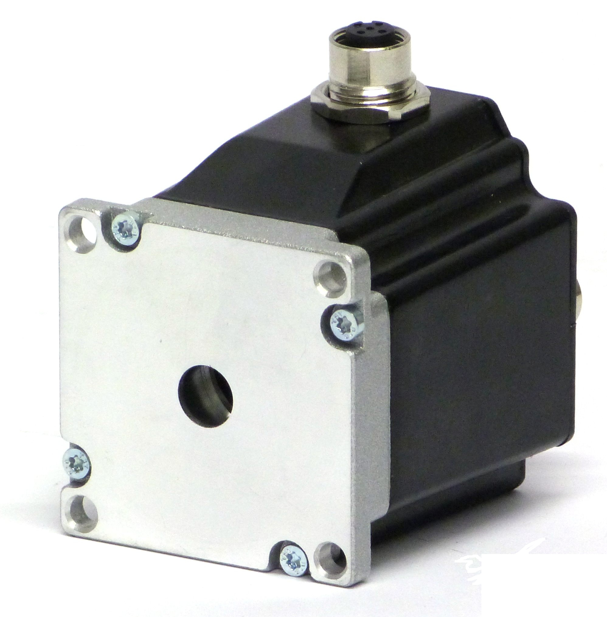 QuickStep Integrated Stepper Motor production from JVL
