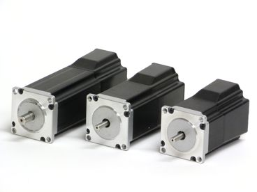 The JVL MIS Integrated Servo Motors can be delivered with different numbers of M12 connectors