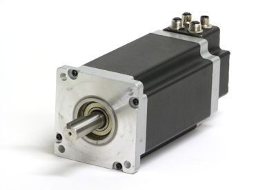 ServoStep by JVL is the world´s most compact stepper motors with the highest microstepping resolution.