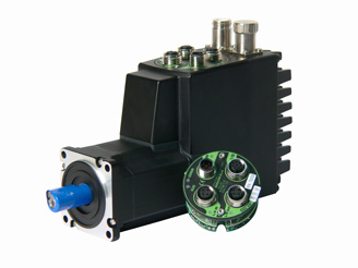 Latest news sps ipc drives jvl stepper and integrated for Integrated servo motor and drive